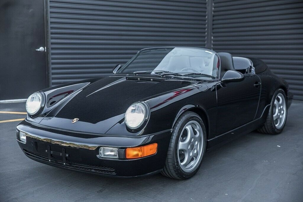 Rare 1994 Porsche 964 Speedster Front